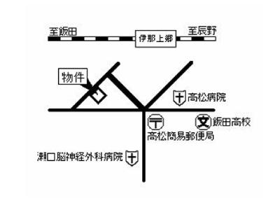 戸建住宅2案内図イメージ