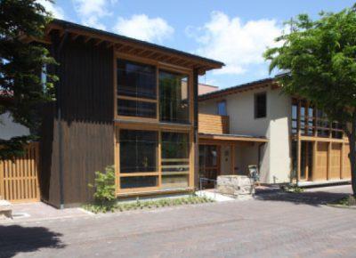 エコハウス(21世紀環境共生型モデル住宅)