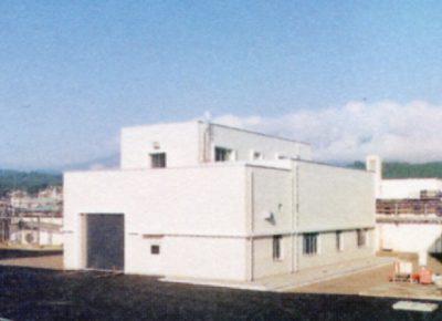 松尾下水処理センター