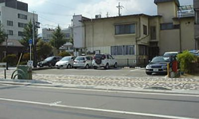 月極駐車場2外観イメージ