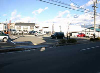 月極駐車場16外観イメージ