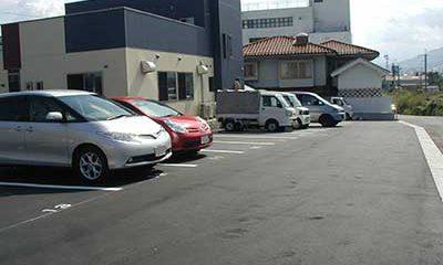 月極駐車場25外観イメージ