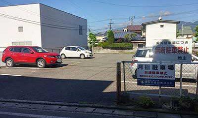 月極駐車場34外観イメージ
