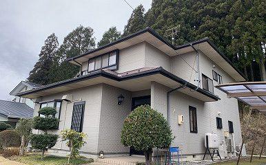 松川町元大島 中古住宅外観イメージ